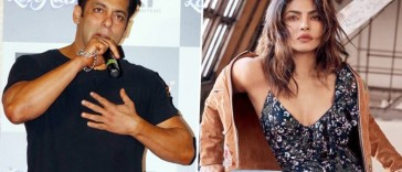 Salman Khan breaks silence about exit of Priyanka from the film Bharat