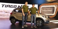 Launch of The Urban Toughroader Tata Tiago NRG from Tata Motors
