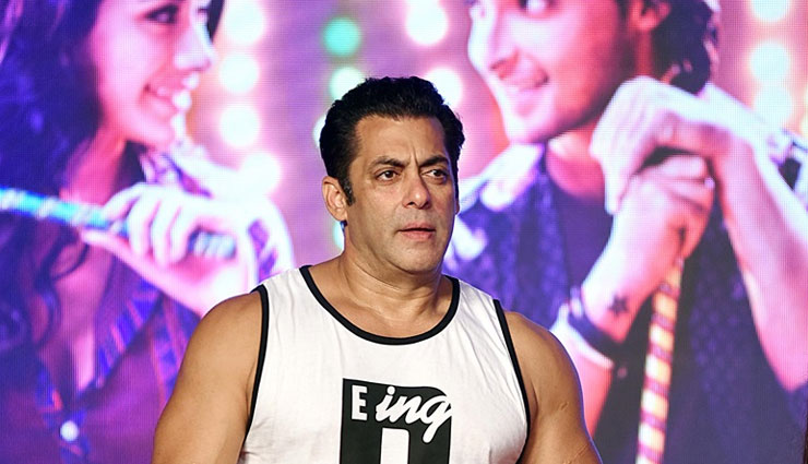 What said salman khan about Nepotism