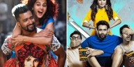 First day collection of Manmarziyaan and Mitron