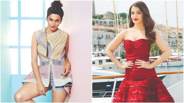 Taapsee Pannu to replace Aishwarya Rai Bachchan in Shailesh R Singh's film