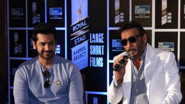 Royal stag latest short film press conference The Playboy Mr. Sawhney