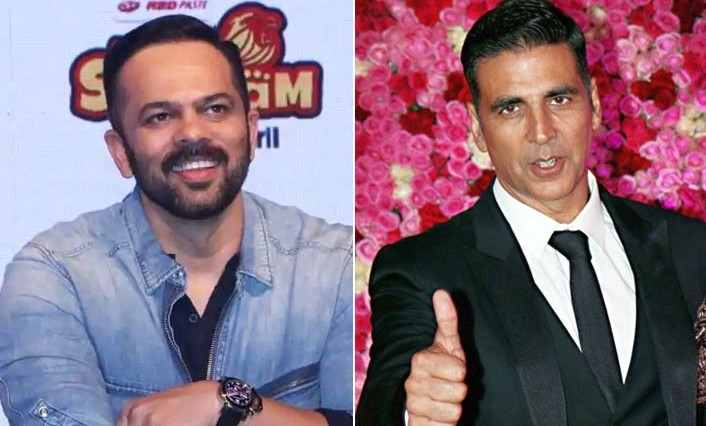 Rohit shetty may work with akshay kumar in his next film