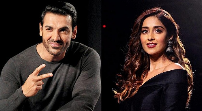 John abraham to romance with Ileana in film Pagalpanti