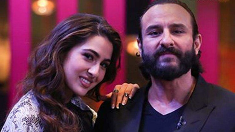 Saif's which quality sara does not find in herself