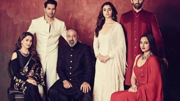 kalank review