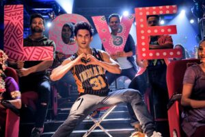 First look of Dil Bechara title track
